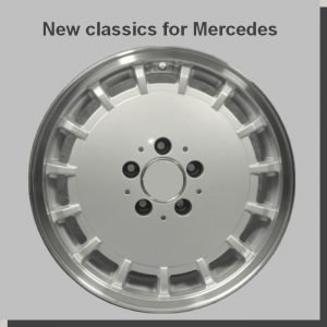 New classics for Mercedes