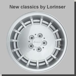 New Classics by Lorinser
